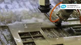 Wasserstrahlschneiden STM3D68_ 2