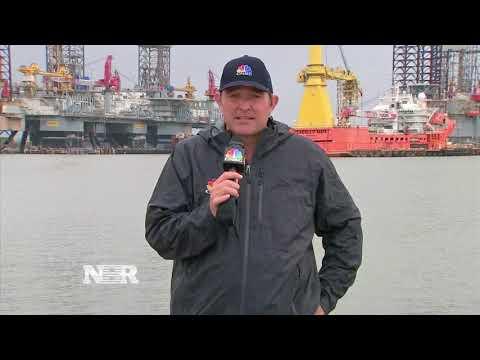 Hurricane Harvey's impact on refineries