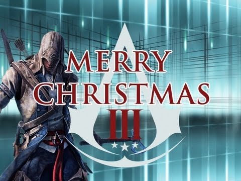 Connor's Christmas Extravaganza (AC3 Funtage thingy)