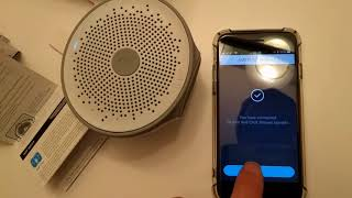 Connect iLuv shower speaker to WiFi and Amazon Alexa using AudClick APP