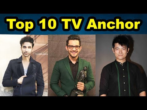 Top 10 Famous TV Anchor of Reality Show on Indian Television