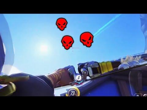 Overwatch - Best Across The Map Kills