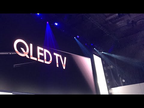 Samsung 2018 QLED & 4K TVs Official Launch
