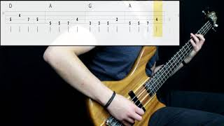 Download MxPx - Vacation (Bass Cover) (Play Along Tabs In ) MP3 song and Music Video