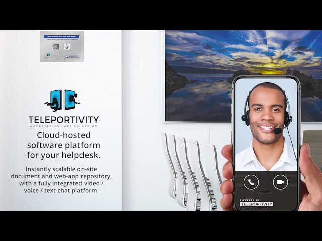 Teleportivity Explained in 90 seconds
