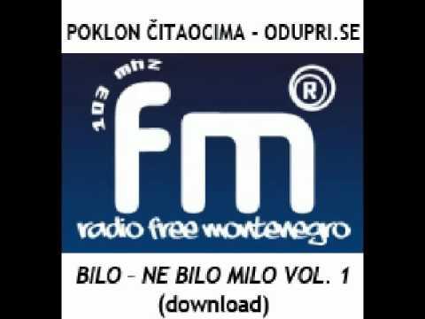 Misko Djukic radio Free Montenegro - Bilo ne bilo Milo
