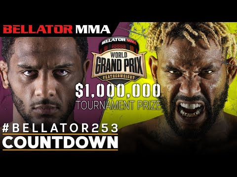 Countdown | Darrion Caldwell vs. AJ McKee - Bellator 253
