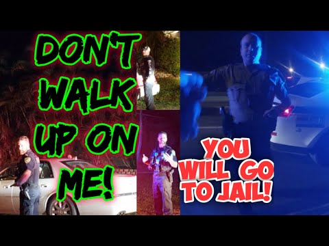 ⚡ DON'T MESS WITH THIS AUDITOR ● MAN PUTS OFFICERS IN THEIR PLACE ● INTIMIDATION FAIL! ●