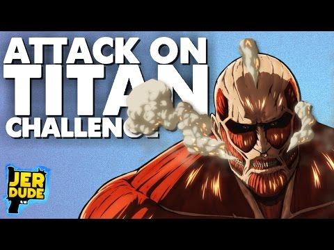 Titanfall 2: Attack on Titan Challenge!