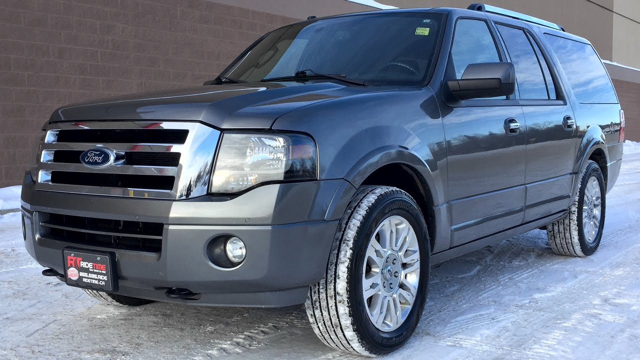 2013 ford expedition max limited 4wd front and rear heated seats sunroof backup camera youtube