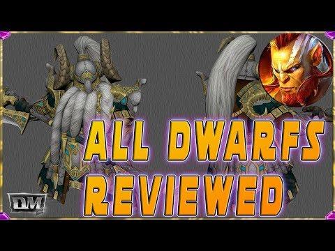 All DWARFS Reviewed | Raid: Shadow Legends