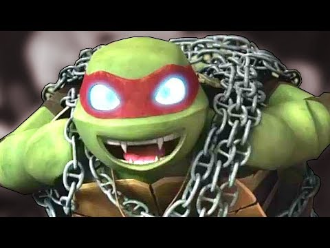 Teenage Mutant Ninja Turtles Legends - Part 174 - New HD 1080p