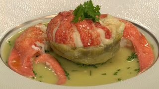 KQED: Essential Pepin Shorts, Lobster and Artichoke Hearts