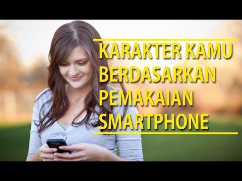 KARAKTER CINTA Sesuai Pemakaian SMARTPHONE - Tes Kepribadian
