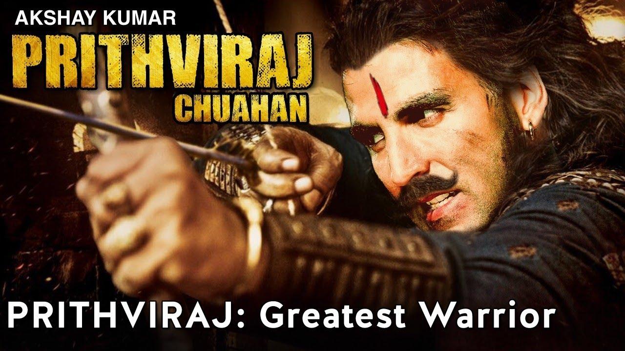 Interesting Details About Akshay Kumar's Prithviraj Chauhan