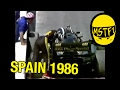 1986 Spanish Grand Prix ? Mystery Science Theater F1