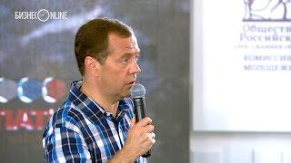 Медведев - учителям: