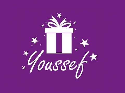 Joyeux Anniversaire Youssef عيد ميلاد سعيد