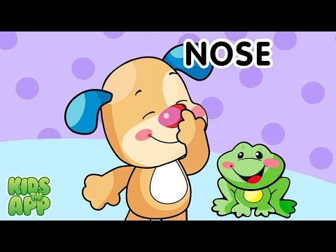 Laugh & Learn™ Where's Puppy's Nose? For Baby (Fisher-Price) - Best App For Kids