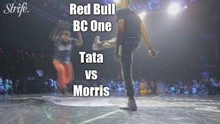 Morris vs Tata | Red Bull BC ONE North America 2014 | Top 8 | Strife.TV