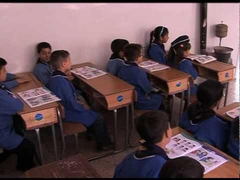 المدارس في سورية مكتظة بالأطفال العراقيين المشردين