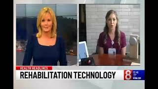 Rehab Technology Assists Patients in Many Ways