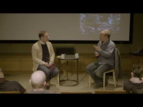 Gerard Byrne in conversation with Jens Hoffmann