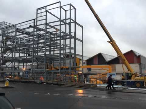 Sheffcol New Engineering Centre - Timeline Video