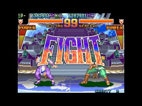 defeating the general from kaiser knuckle (with wulong)
