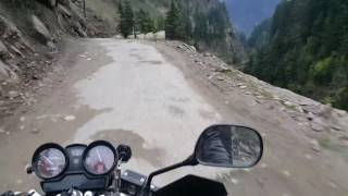 Bike tour to Neelam Valley, Kashmir