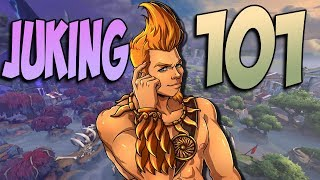 Smite: Juking 101 - Tips and Tricks! - Masters Ranked Duel!