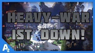 Minecraft: Warum Heavy-War.net down ist