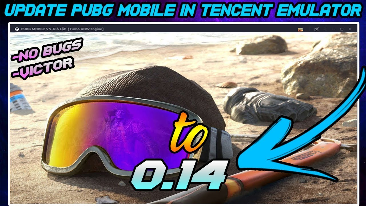 How To Update Pubg Mobile On Tencent Gaming Buddy (NEW 0.14.0 UPDATE!)||2019