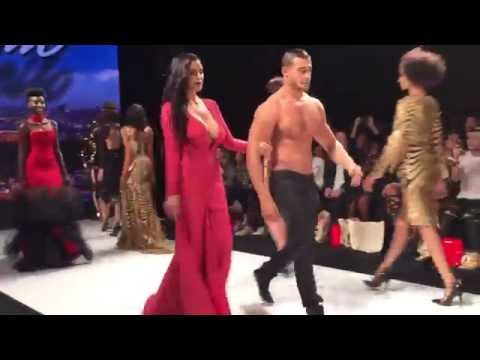 Mahlagha Jaberi - Stello runway show 2015