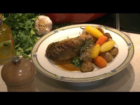 recette-:-poulet-fermier-au-beurre-de-noix-et-persil