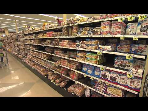 Grocery Store Shopping | Children's Health Crisis | NPT Reports
