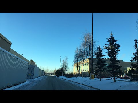 Livestream Drive 🚘 - Anchorage Alaska - November 25th 2017