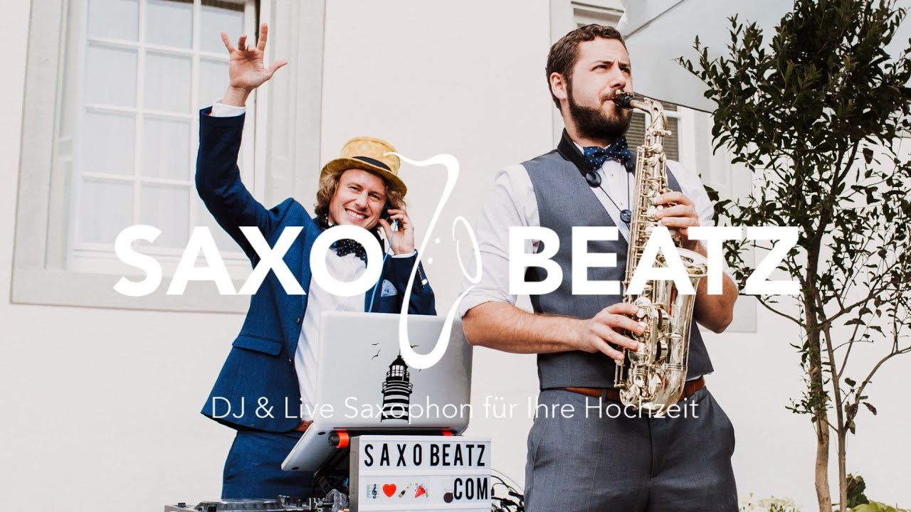 Hochzeit Mit Dj Saxophon Schloss Friedrichsruhe Youtube