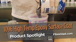 High Temp Epoxy Surface Coat