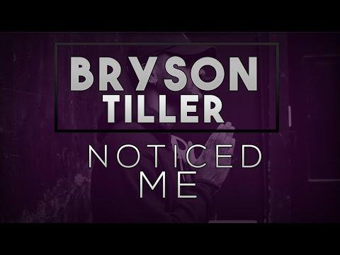 Bryson Tiller NOTICED Me!