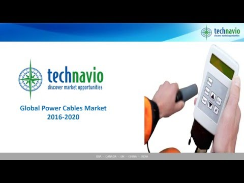 Global Power Cables Market 2016-2020
