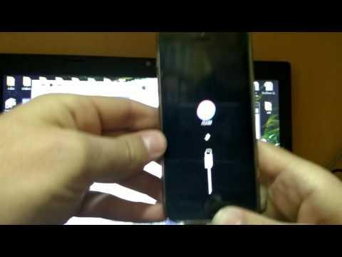 Как снять блокировку на Iphone 5s