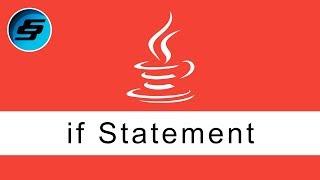 if statement (Conditional statement) - Java Programming