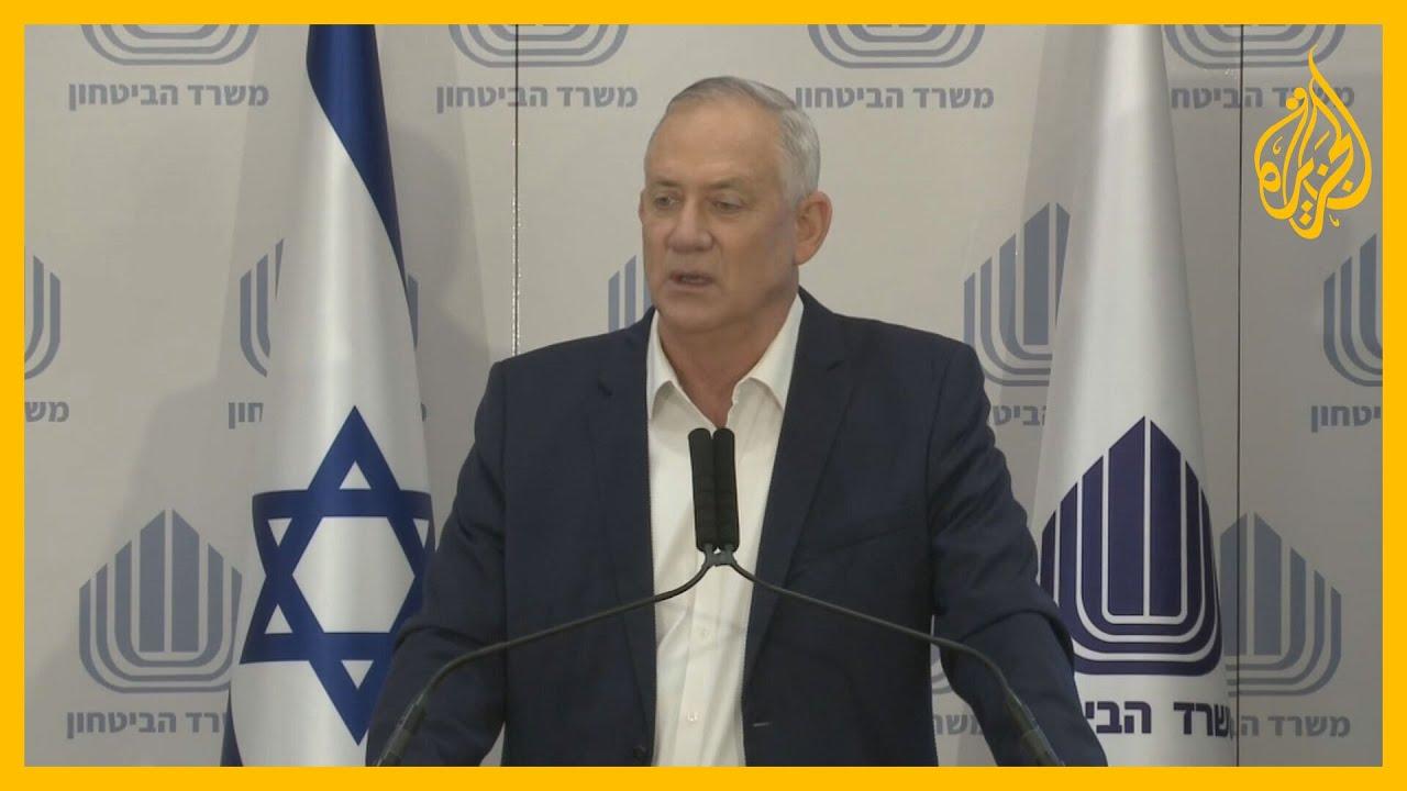 وزير الدفاع الإسرائيلي: سنمنع إيران من امتلاك سلاح نووي بكل الطرق الممكنة  - نشر قبل 60 دقيقة