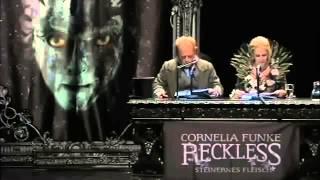 Cornelia Funke und Rainer Strecker - Reckless (Langfassung, Live im Hamburger Schauspielhaus 2010))