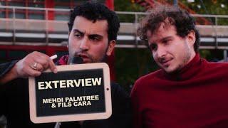 EXTERVIEW #1 - Mehdi Palmtree & Fils Cara | LES CAPSULES @Marin D'Eau Douce
