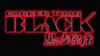 Darker Than Black Темнее Черного 1 опенинг