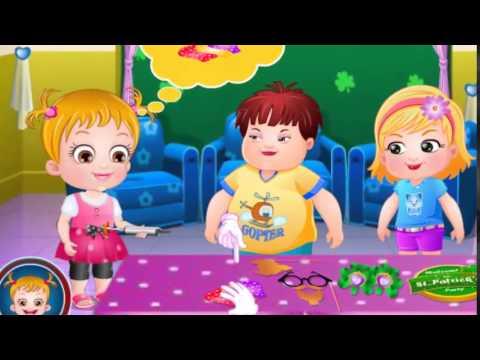 Малышка Хейзел: День Святого Патрика - игра для девочек