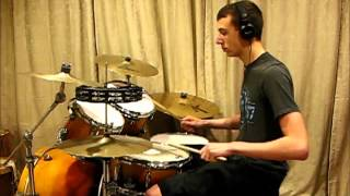 Green Day - Wake Me Up When September Ends: Drum Cover by Jeremy Lane