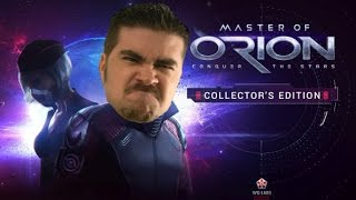 AngryJoe Plays Master Of Orion!